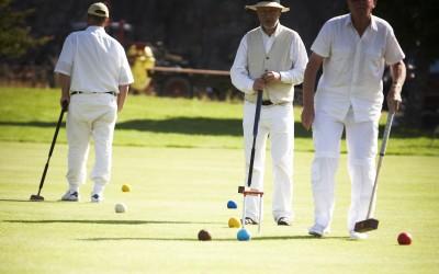 NM i Golfcroquet på Myhrene