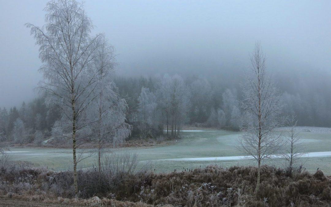 Vinter og sesongstengt